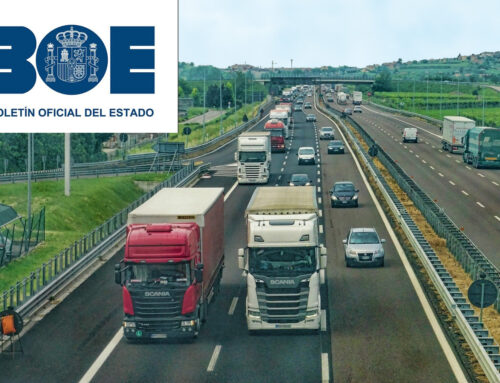 Nuevo reglamento de ordenación de transportes terrestres