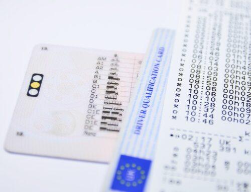 Novedades sobre tacógrafo instrucción 01/2021